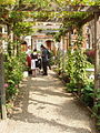 Tasting Loire Valley wines, Iverna Court Gardens - geograph.org.uk - 464504.jpg