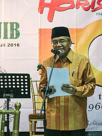 Taufiq Ismail - Taufiq Ismail