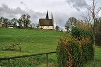 Tautendorf (Thüringen), the village church.jpg