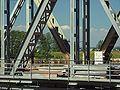Tczew, stavební práce na železničním mostě.JPG