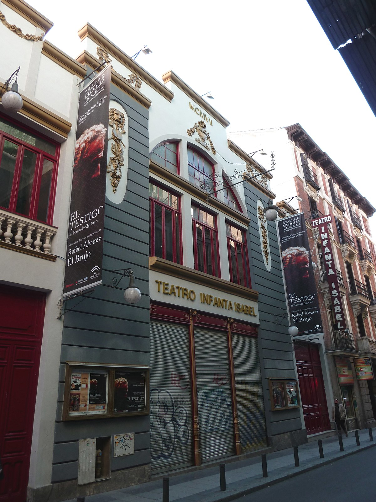 Teatro Infanta Isabel Wikipedia La Enciclopedia Libre