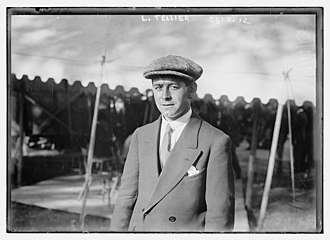 Louis Tellier (golfer) - Tellier at the 1913 U.S. Open