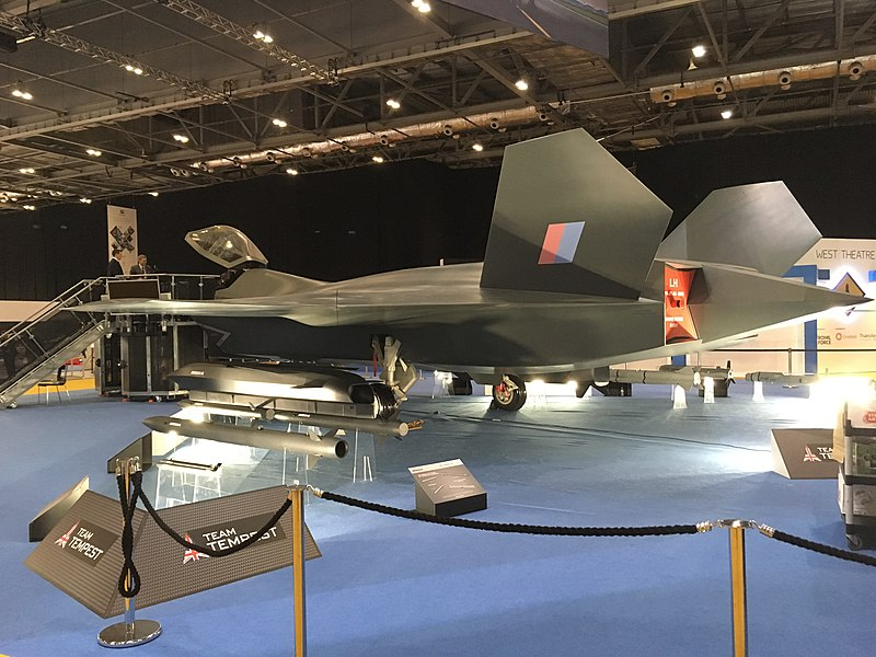 BAE Systems Tempest, DSEI-2019 (ExCel , London)