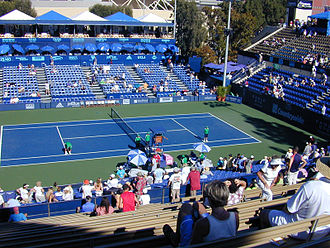 Los Angeles Tennis Center - Image: Tennis Center