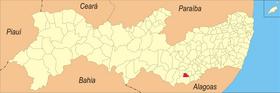 Localização de Terezinha