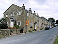 Terrace of houses, Oldfield Village - geograph.org.uk - 539823.jpg