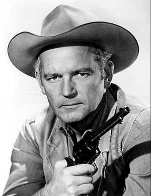 Wagon Train - Terry Wilson as Bill Hawks.