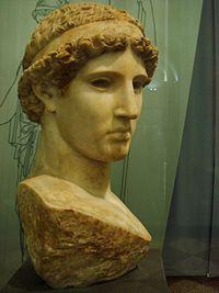 Testa di atena Museo civico archeologico di Bologna1.JPG