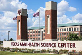 Texas A&M Health Science Center - Image: Texas A&M Health Science Center