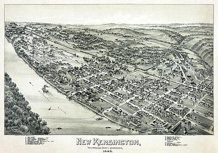New Kensington, Pennsylvania