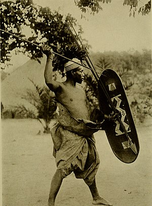 Battle of Rejaf - Azande Chief Bafuka