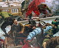 The Battle of Lepanto of 1571 Soldiers detail by Juan Luna.jpg