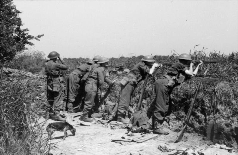 The British Army in France 1940 F4743