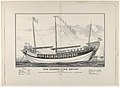 "The Chinese Junk ""Keying""–Captain Kellett–As she appeared in New York harbour July 13th, 1847–212 days from Canton.–720 tons burthen. MET DP853625.jpg"