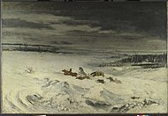 The Diligence in the Snow by Courbet NGL.jpg