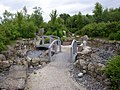 The Famine Garden, Newmarket, Co. Kilkenny - geograph.org.uk - 207639.jpg