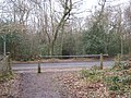 The Greensand Way crosses Hosey Common Lane - geograph.org.uk - 1754202.jpg