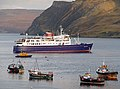 The Hebridean Princess in Portree Bay - geograph.org.uk - 1194045.jpg