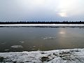 The Mackenzie River is starting to freeze.jpg
