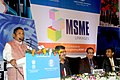 The Minister of State (Independent Charge) for Micro, Small & Medium Enterprises, Shri K.H. Muniyappa addressing the National Conference on MSME Financing and Strengthening MSME Linkages, in Kolkata on July 24, 2013.jpg