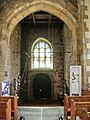 The Parish Church of Broughton St John the Baptist, Interior - geograph.org.uk - 866644.jpg