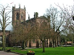 The Parish Church of St. Mary, Nantwich (1).JPG