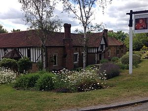 Milford, Surrey - The Refectory public house and restaurant