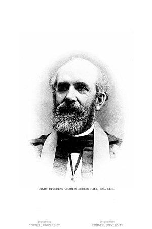 Charles R. Hale - The Rt. Rev. Charles Reuben Hale