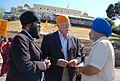 The Sikh Center of SF Bay Area Groundbreaking of Expansion Project, 4-21-2013 (8676938270).jpg