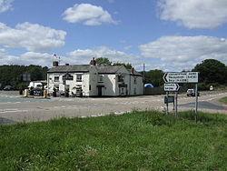 The White Lion, Llynclys in 2006.jpg