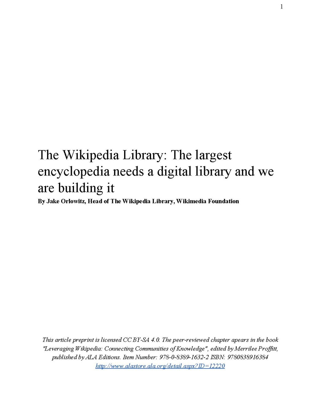 Pdf book knowledge encyclopedia