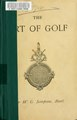 The art of golf (IA artofgolf00simp).pdf