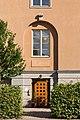 The door of Oskarsplatsen 7, Örebro.jpg