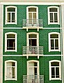The impact of green tiles in a just restored building - Flickr - pedrosimoes7.jpg