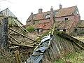 The ruined house at Planet Farm, Hethersett - geograph.org.uk - 2290878.jpg