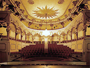 New Palace (Potsdam) - Theatre