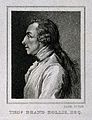 Thomas Brand-Hollis of the Hyde. Stipple engraving by R. Pag Wellcome V0000750.jpg