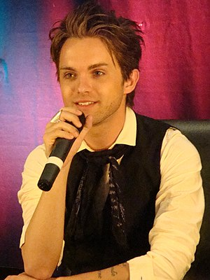 Thomas Dekker (actor) - Dekker in  2010