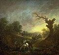 Thomas Gainsborough (1727-1788) - Sunset, Carthorses Drinking at a Stream - N00310 - National Gallery.jpg