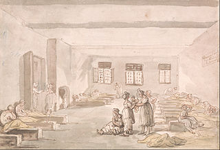 Bridewell, The Pass Room, House of Correction