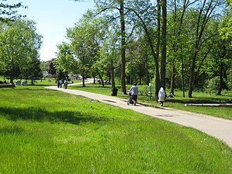 Thomson Memorial Park - Image: Thomson Memorial Park
