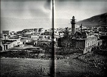 Tiberias, 1877 a