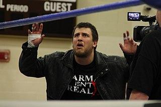 Tim Donst American professional wrestler