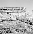 Timna in de Negevwoestijn het terrein van de kopermijnen met betonnen bakken vo, Bestanddeelnr 255-3664.jpg