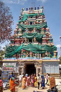 Tirumanancheri Udhvaganathar Temple temple in India