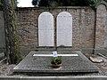 Tomba di Alberto e Jessie White Mario, cimitero comunale (Lendinara).JPG