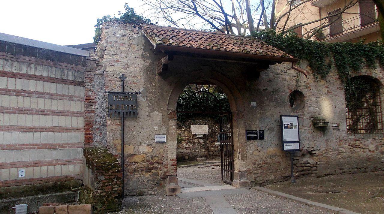 Гробница Джульетты иМузей фресок