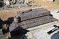 Tombe au cimetière de l'église Saint-Sauveur de Saint-Sauveur-Marville le 3 septembre 2014 - 1.jpg