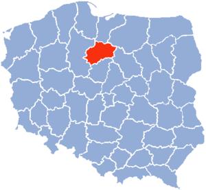Toruń Voivodeship - Torun Voivodeship