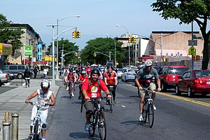 Transportation Alternatives - Tour de Brooklyn